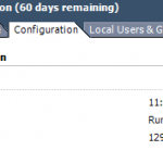 Time Synchronization Between Virtual Machine and ESXi Server