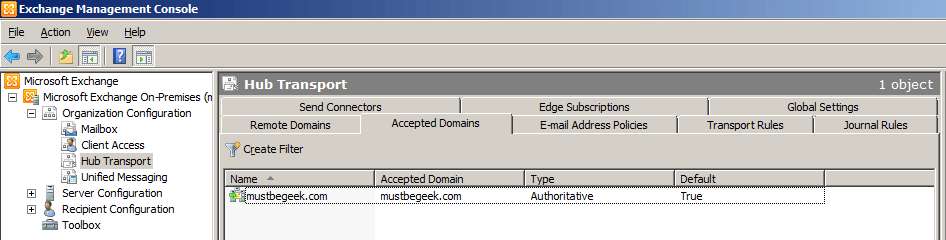 Configure Exchange Server to Send and Rceive Outside Email