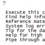 Using HELP Commands in Junos