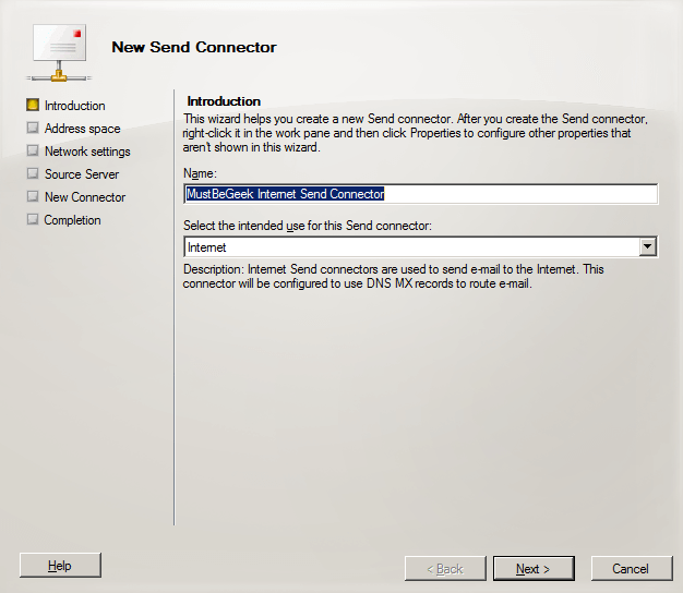 Configure Exchange Server to Send and Receive Outside Email
