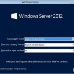 Install Windows Server 2012 as Virtual Machine in VMware Workstation