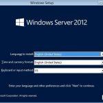 Install Windows Server 2012 as Virtual Machine in VMware Workstation