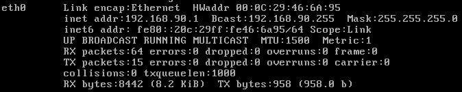 Configure Static IP Address in CentOS
