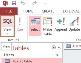 Open SQL