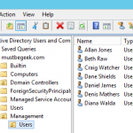 Script to Create AD User Accounts from MS Access File
