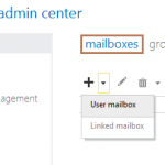 Configure User Mailbox in Exchange Server 2013