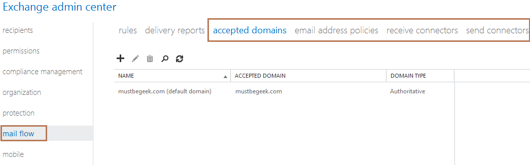 Configure Exchange Server 2013 to Send and Receive Outside Email