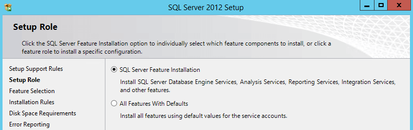 Install SQL Server 2012 in Windows Server 2012 R2MustBeGeek