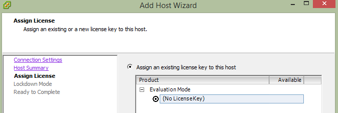 15. Assign License Option