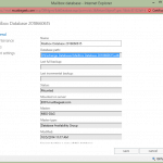 Move Database and Log Folder Path in Exchange 2013