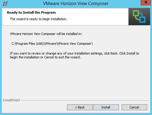 Start Install
