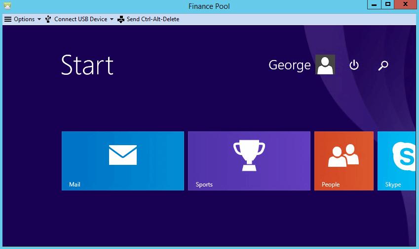access vDesktop