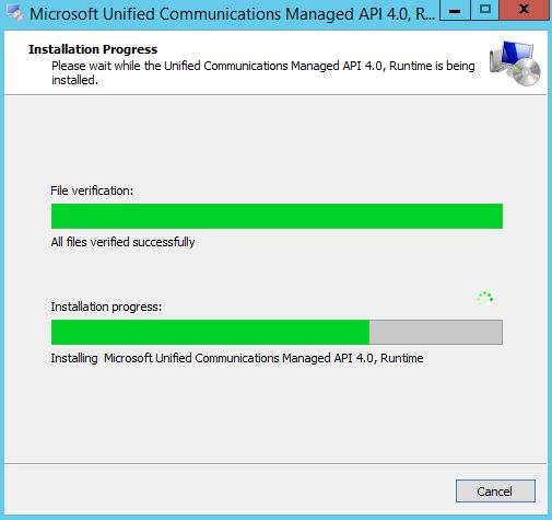 Microsoft UCM
