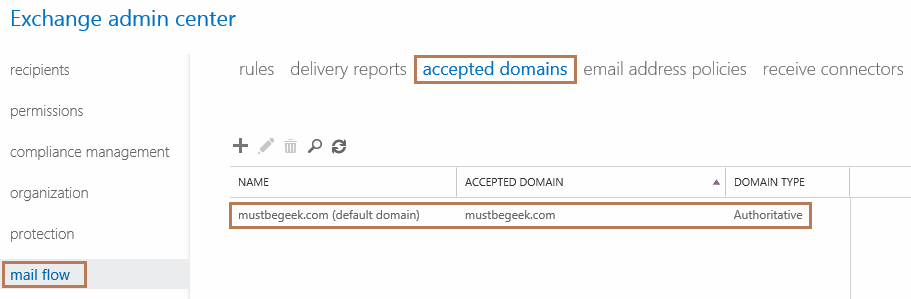 Configure Exchange 2010 to Receive Email for Other Domains