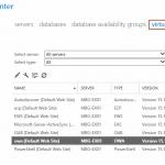 Configure External and Internal URL in Exchange 2016