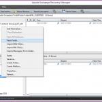 Restore Accidentally Deleted Public Folder Database from EDB File
