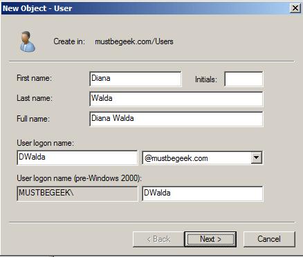 user-object