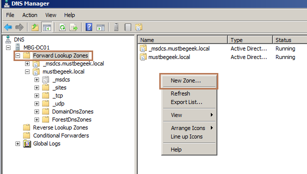 Configure External and Internal URL in Exchange 2010