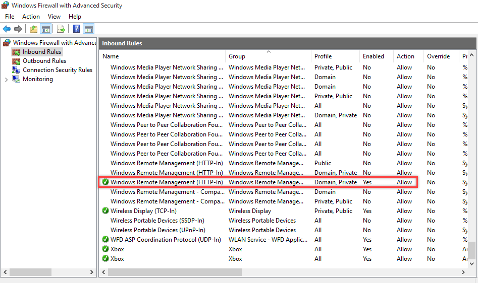 How to Enable WinRM via Group Policy - 13
