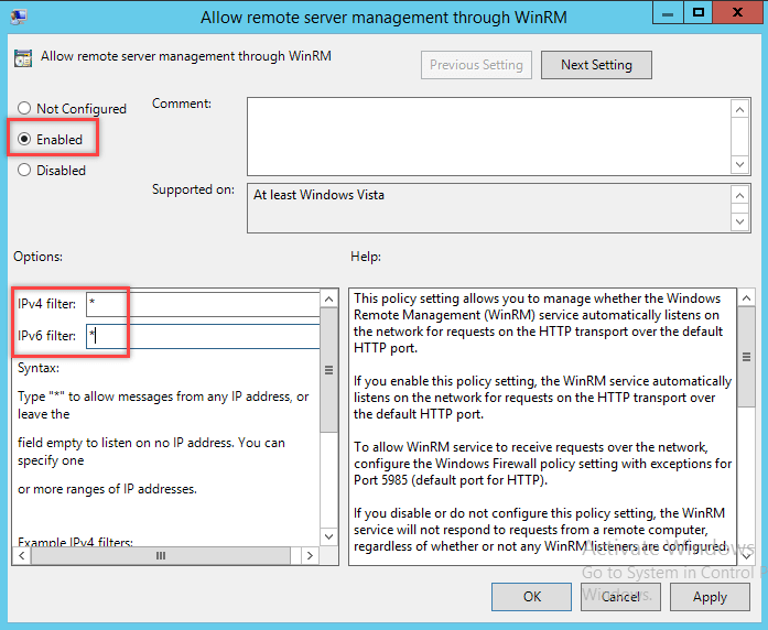 How to Enable WinRM via Group Policy - 4