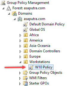 Applying WMI Filter to Group PolicyMustBeGeek