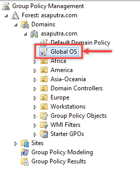 How to Map Network Drive using Group Policy - 6