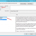 How to Enable GPO Loopback Processing