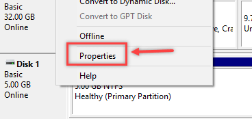 Creating Partition using Disk Management in Windows - 14