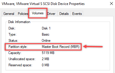 Creating Partition using Disk Management in Windows - 15