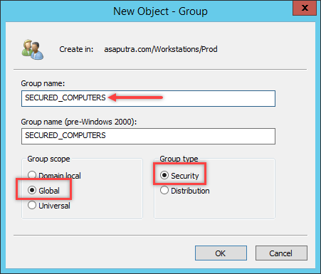 How to Apply GPO to Computer Group in Active Directory - 4