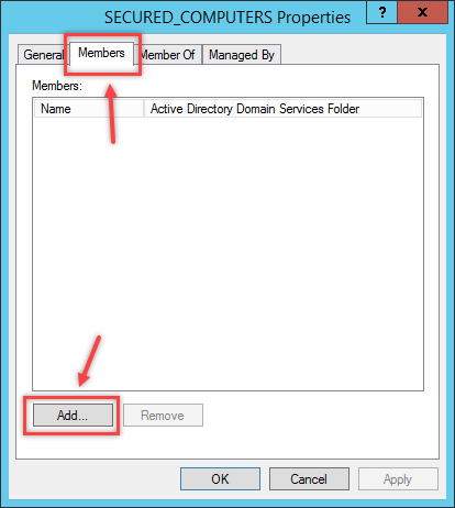 How to Apply GPO to Computer Group in Active Directory - 6