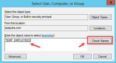 Block GPO using Delegation Option in Windows - 4