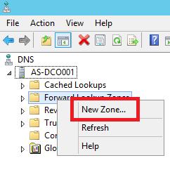 Configure Primary Zone in Windows DNS Server - 3