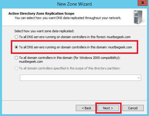 Configure Primary Zone in Windows DNS Server - 6