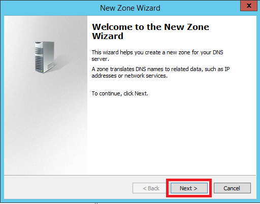Configure Secondary Zone in Windows DNS Server - 4