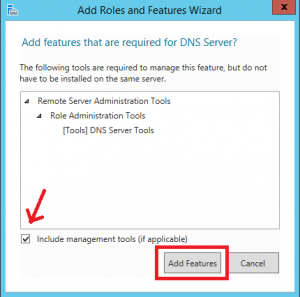 Install DNS Server Role in Windows Server 2012 R2 - 5