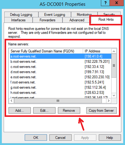 Understanding DNS Forwarders and Root Hints in Windows DNS Server - 3