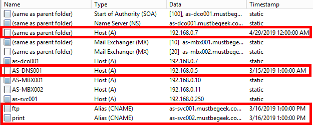 Understanding the Concept of Refresh and Update in Windows DNS server - Dynamic Records