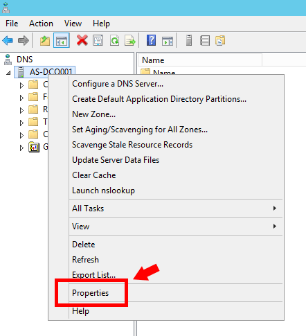 Enable Event Logging in Windows DNS Server - 1