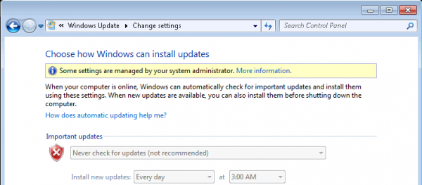 Windows Server - MustBeGeek