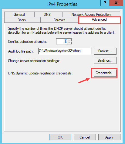 Configure DNS Dynamic Update in Windows DHCP Server - 6