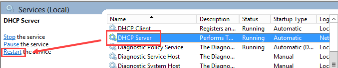 Installing DHCP Role in Windows Server 2012 R2 - 14
