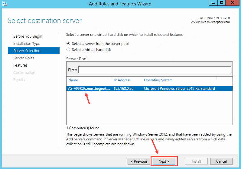Installing DHCP Role in Windows Server 2012 R2 - 4