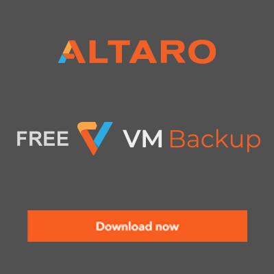 Free VM Backup