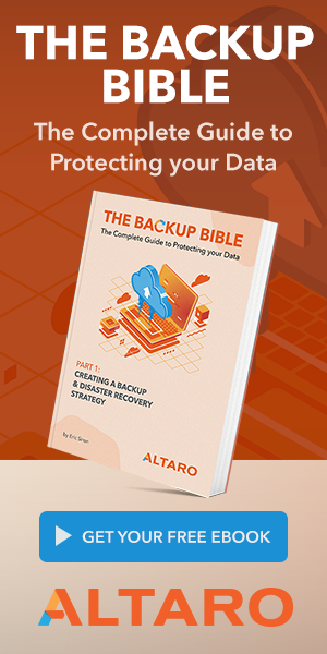 The Backup Bible